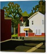 Southern Management East Hill Pensacola Canvas Print