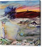 Southern Nights Canvas Print