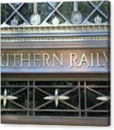 Southern Railway Building Canvas Print