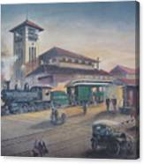 Southern Railway Canvas Print
