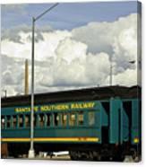 Southern Railway Canvas Print