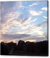 Southern Sky Canvas Print