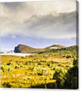 Southern Tip Of Bruny Island Canvas Print