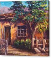 Southwest Adobe Canvas Print