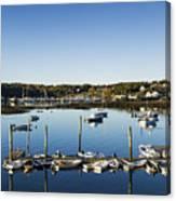Southwest Harbor Maine Canvas Print