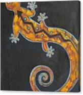 Southwest Lizard Canvas Print