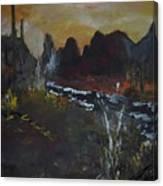 Southwest Splendor Canvas Print
