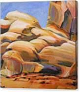 Southwest Stillness 3 Canvas Print