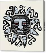 Southwest Tucson Sun Canvas Print