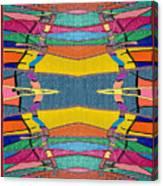 Southwestern Rug Canvas Print