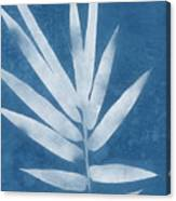 Spa Bamboo 2- Art By Linda Woods Canvas Print