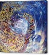 Space Holes Canvas Print