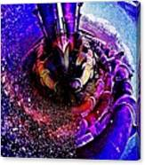 Space In Another Dimension Canvas Print
