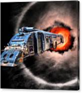 Space Pirates Canvas Print