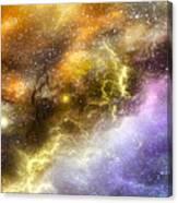 Space005 Canvas Print