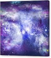 Space009 Canvas Print