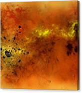 Space012 Canvas Print