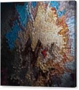 Spacescape 2 Canvas Print