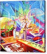 Spafford Canvas Print