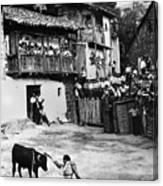 Spain: Bullfight Canvas Print
