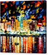Spain San Antonio Canvas Print
