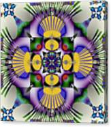 Spandex Canvas Print