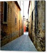 Spanish Alley Canvas Print