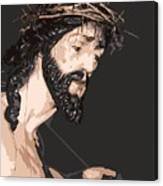 Spanish Christ Canvas Print