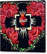Spanish Icon Canvas Print