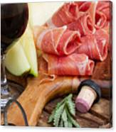 Spanish Tapas Canvas Print