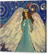Sparkle Angel Canvas Print