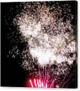 Sparkles Fireworks Canvas Print