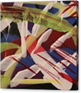 Sparks - 280 Canvas Print