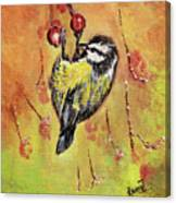 Sparrow - Bird Canvas Print