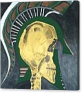 Spartan Visions Canvas Print