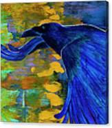 Speak To Me Of Magic Canvas Print