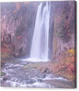 Spearfish Falls Canvas Print