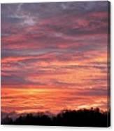 Spectacular Sky Canvas Print