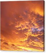 Spectacular Sunrise Canvas Print