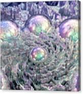 Spectral Universe Canvas Print