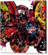 Spherical Joy Series 61.100211 Canvas Print