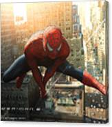 Spider-man 2 Canvas Print