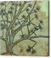 Spikey Tree No. 1 Canvas Print