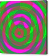 Spin 4 Canvas Print