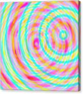 Spin 5 Canvas Print
