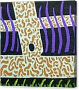 Spineless  Canvas Print