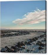Spiral Jetty 2 Canvas Print