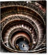 Spiral Staircase No2 Canvas Print
