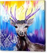 Spirit Animal Canvas Print