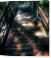 Spirit Bridge Canvas Print